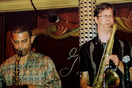 Stece Wilson & Donny McCaslin