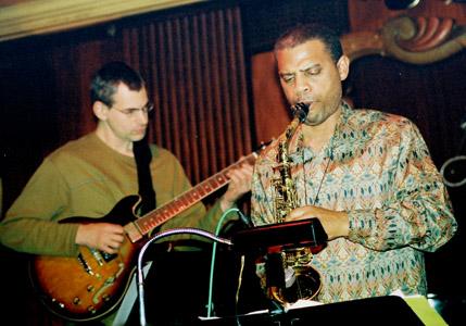 Ben Monder & Steve Wilson