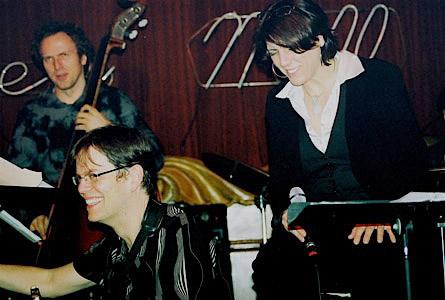 Hans Glawischnig, Donny McCaslin & Kate McGarry