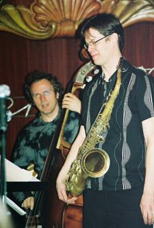 Hans Glawischnig & Donny McCaslin
