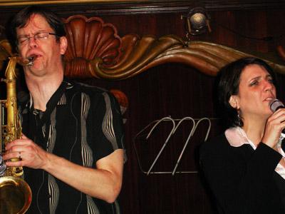 Donny McCaslin & Kate McGarry