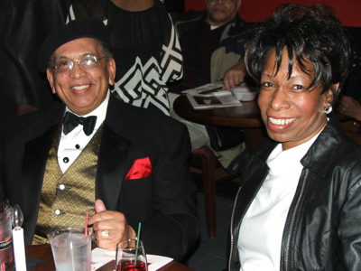 Clarence Williamson & Brenda Phillips