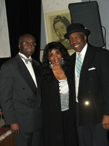 Robert Armstrong, Loretta Lee & Dave Green