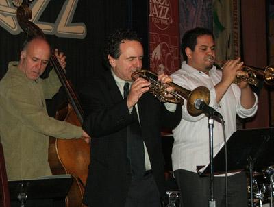 Larry Gray, Cladio Roditi & Tito Carillo