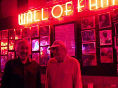 Howard Courtney & Joe Segal