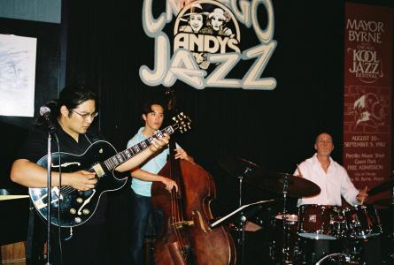 Gary Tu Trio