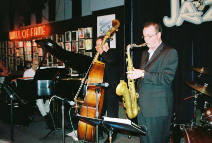 Joel Moore Quartet