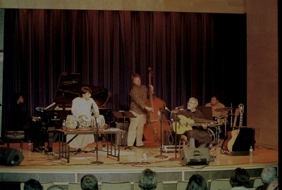 Fareed Haque's Flat Earth Ensemble