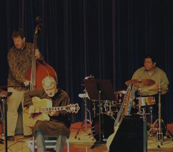 Alex Austin, Fareed Haque & Ernie Adams
