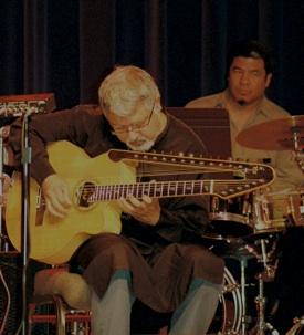 Fareed Haque & Ernie Adams