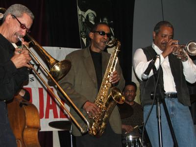 Hank Ford, Bill McFarland & Kenny Anderson