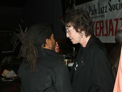 Corey Wilkes & Judith Stein