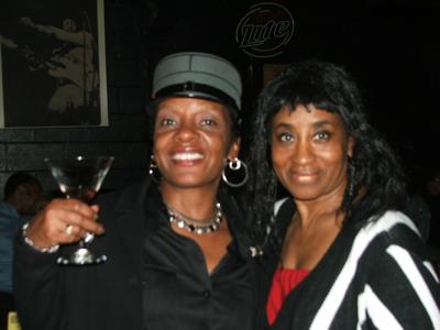 Diane Pritchett-Willis and Loretta Lee