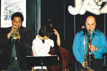 Marques Carroll, Kurt Schweitz & Pete Carney