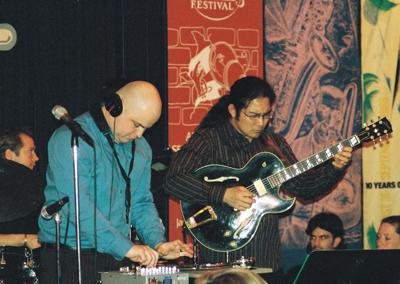 Sean Jelinek, Pete Carney & Gary Tu