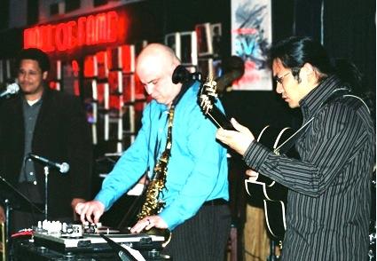 Marques Carroll, Pete Carney & Gary Tu