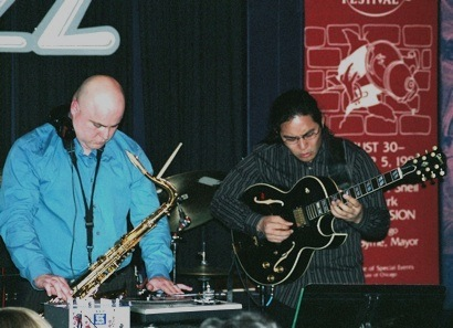 Pete Carney & Gary Tu