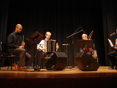 Frode Haltli Quartet