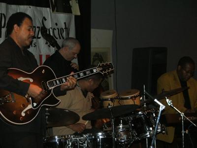 Ernie Adams band