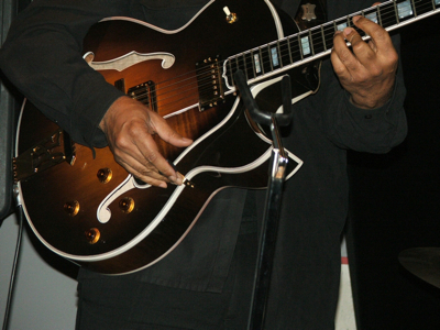 Henry's Guitar