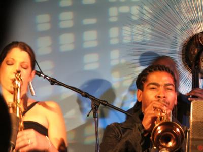 Corey Wilkes & Chelsea Barantz